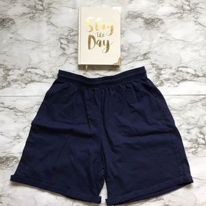 S.A Gear Navy blue shorts